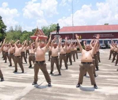 diet ala polisi thailand