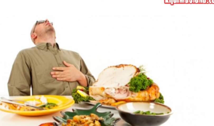 makanan berbahaya pada saat sahur