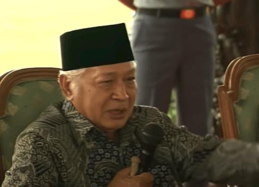 Ini Prediksi Presiden Soeharto Tentang Kondisi Indonesia di Tahun 2020