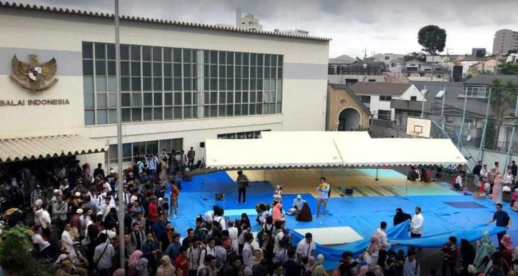 Lebaran di Jepang, Suasana Sunyi di Tengah Perayaan Hari Kemenangan source: https://jeducation.co.id/