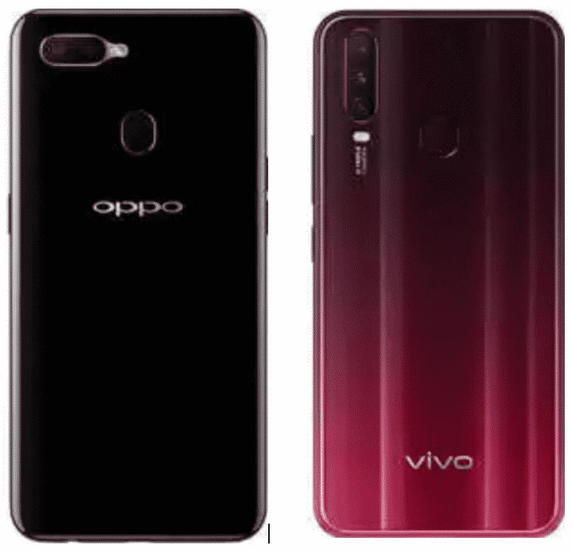 Vivo Y12 vs Oppo A5s