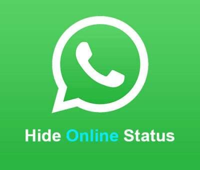 Cara Menyembunyikan Status Online di WA