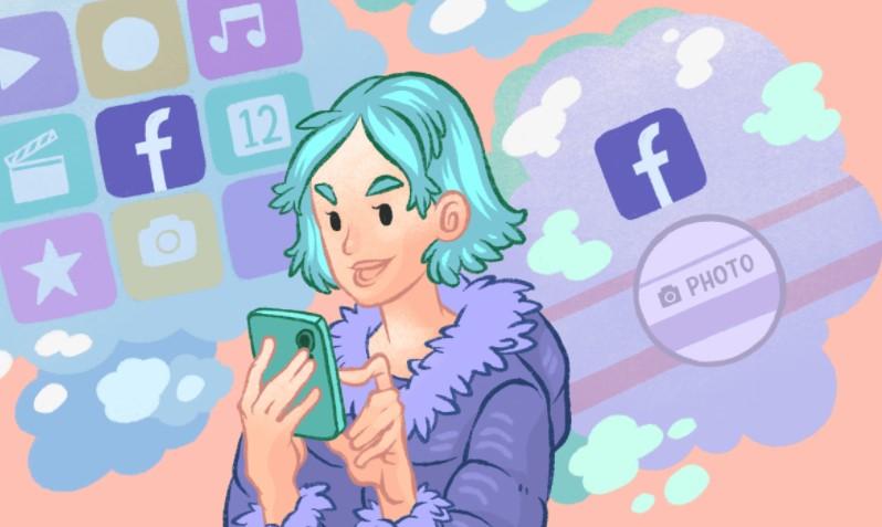 Cara Langsung Masuk Facebook Tanpa Kata Sandi/ Login