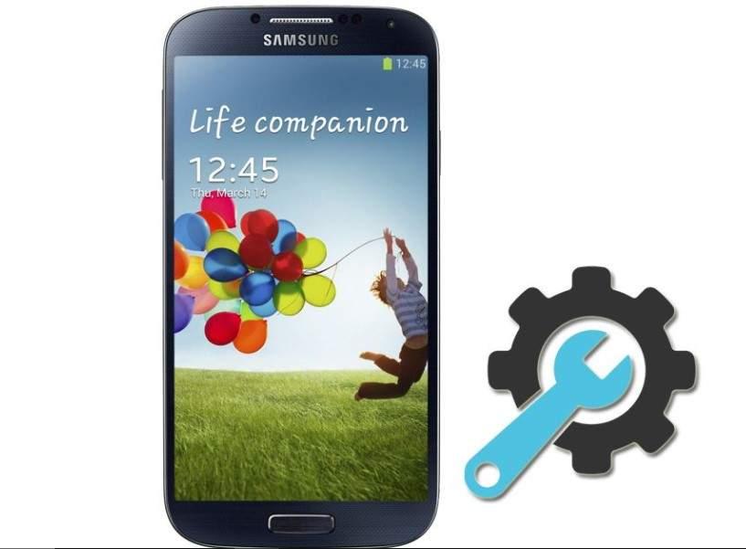 cara reset HP Samsung